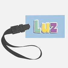 Luz Spring14 Luggage Tag