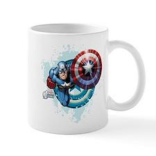 Captain America Flying Mug