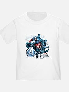 Captain America Avenger T
