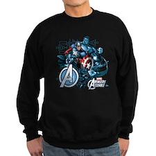 Captain America Avenger Sweatshirt