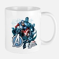 Captain America Avenger Mug