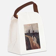 Cervantes Canvas Lunch Bag