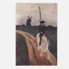 Cervantes Postcards (package Of 8)