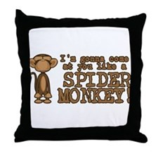 Cute Comedy movies Throw Pillow