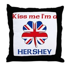 Hershey Family Throw Pillow