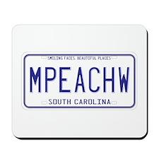 South Carolina MPEACHW Mousepad