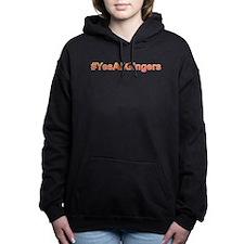 #YesAllGingers Women's Hooded Sweatshirt