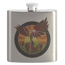 NROL-33 Program Flask