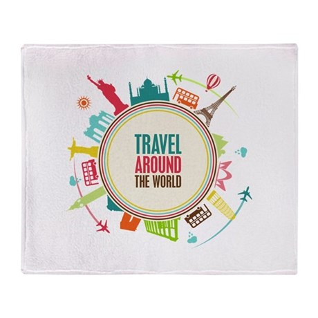 Travel Throw Blankets