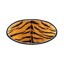 Tiger Fur Print Patches