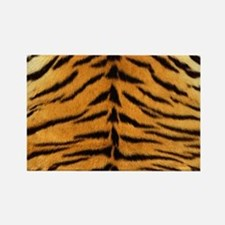 Tiger Fur Print Magnets