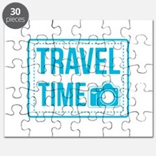 Travel time Puzzle