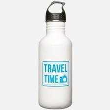 Travel time Water Bottle