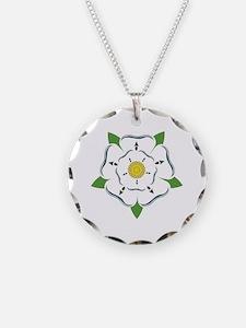 Heraldic Rose Necklace