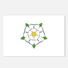 Heraldic Rose Postcards (Package of 8)