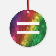 Equalrights1 Round Ornament
