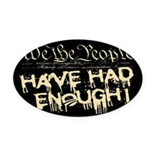 Unique Pro republican Oval Car Magnet
