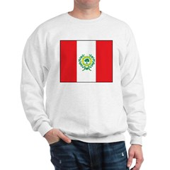Raleigh Flag Sweatshirt
