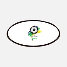 Brazil soccer Patches