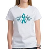 Ovarian cancer Women's T-Shirt