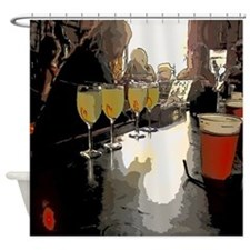 Bar Scene Absinthe New Orleans Shower Curtain