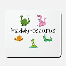 Madelynosaurus Mousepad