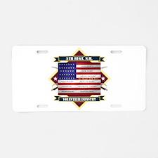 5th New Hampshire Volunteer Infantry Aluminum Lice