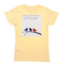 Three Little Birds Girl's Tee