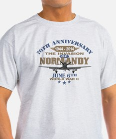 D-Day 70th Anniversary Battle of Normandy T-Shirt