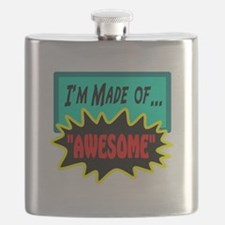 Im Made Of Awesome Flask