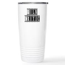 Cute Film buff Travel Mug