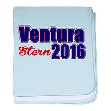 Ventura Stern 2016 baby blanket