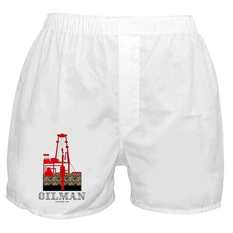 Oilman Boxer Shorts