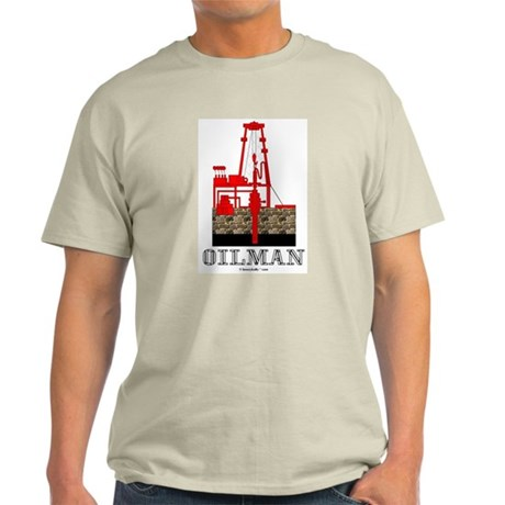 Oilman Light T-Shirt