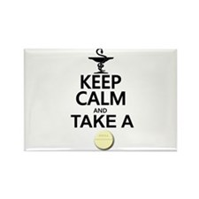 Keep Calm and Take a C Rectangle Magnet (100 pack)