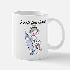 Nurse I Call the Shots Mug