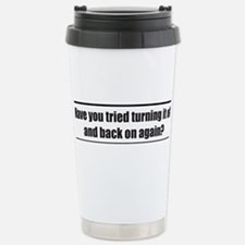 Funny The it crowd Travel Mug