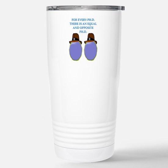 phd Travel Mug