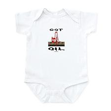 Got Oil Infant Bodysuit