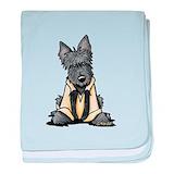 Scottish terrier Blanket