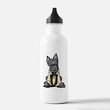 Handsome Solo Scottie Water Bottle