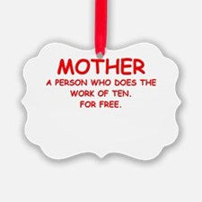 mother Ornament
