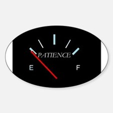patience Decal