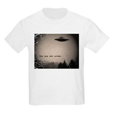 You Are Not Alone - large T-Shirt