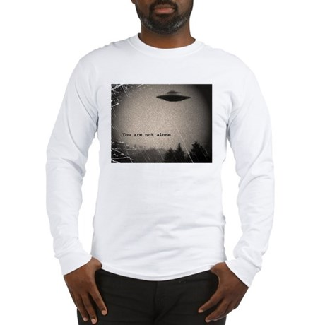 You Are Not Alone - large Long Sleeve T-Shirt