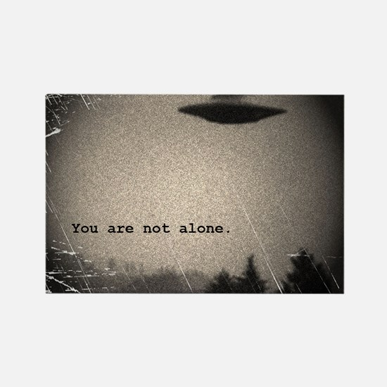 You Are Not Alone - large Magnets