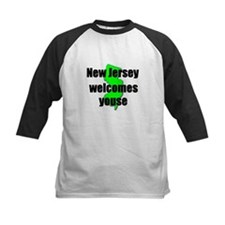 New Jersey Welcome Tee