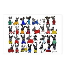 Scottie Dog 'World Cup' Postcards (Package of 8)
