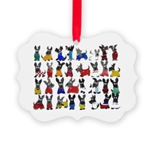 Scottie Dog 'World Cup' Ornament