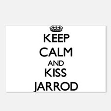 Keep Calm and Kiss Jarrod Postcards (Package of 8)